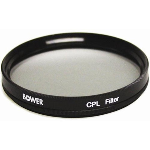 Bower 58mm Digital HD Circular Polarizer Filter