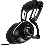 Blue Lola Over-Ear Isolation Headphones (Black) with HPDS-B Desktop Headphone Stand Kit