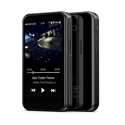 FiiO M6 Portable High-Resolution Lossless Wireless Music Player