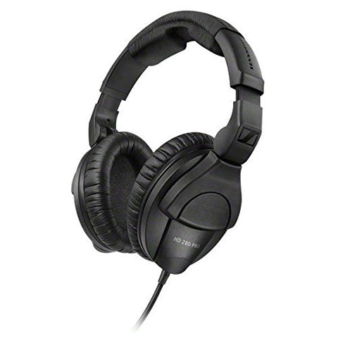 Sennheiser HD 280 Pro Circumaural Closed-Back  Monitor Headphones SEHD280P