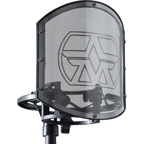 Aston Microphones SwiftShield Premium Universal Microphone Shockmount and Pop Filter