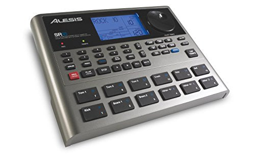 Alesis SR-18 Portable Drum Machine