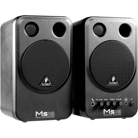 Behringer MS16 Recording Studio Equipment