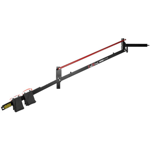 Cambo RD-1201 Redwing Standard Light Boom with Lead Shot Counterweights