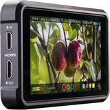 "Atomos Ninja V 5"" 4K HDMI Recording Monitor with Sony AtomX SSD Mini (500GB), SATA III Adapter Cable & Cleaning Wipes (5-Pack) Bundle"
