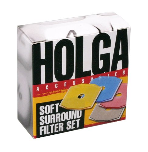 Holga Soft Surround Filter Set