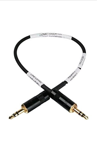 Sescom LN2MIC-TASDR100 Line Out to Camera Mic Level In Cable