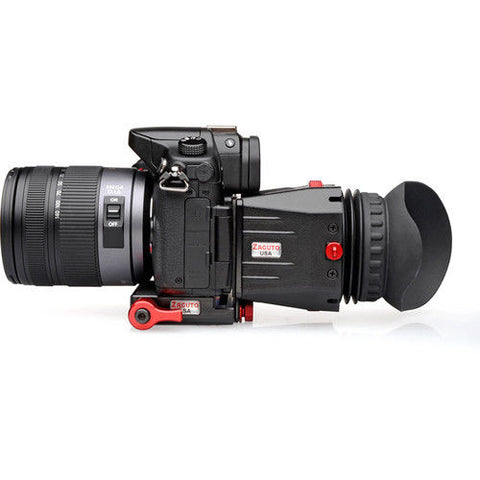 Zacuto GH3 Z-Finder Pro Optical Viewfinder for Panasonic GH3 & GH4 DSLR Cameras