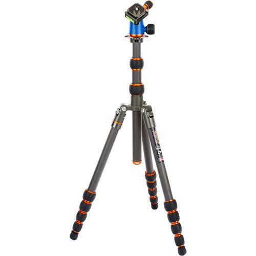 3 Legged Thing Punks Brian Travel Tripod 3LBRIAN (Carbon Fiber