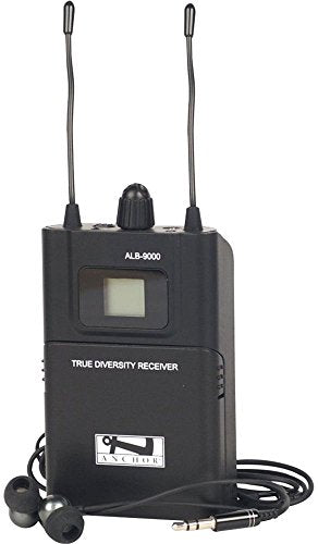 Anchor ALB-9000 Assistive Listening Beltpack Receiver - New