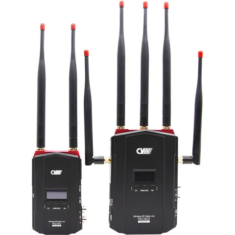 Crystal Video Technology Pro800 Wireless HD Multifunctional Video Transmission System