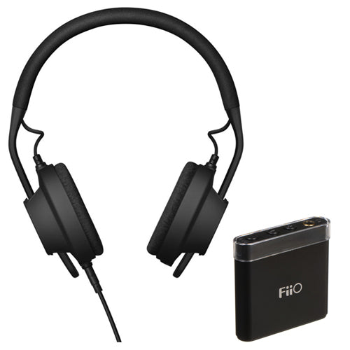 AIAIAI TMA-2 Modular Headphone All-Round Preset w/ FiiO A1 Portable Headphone Amp