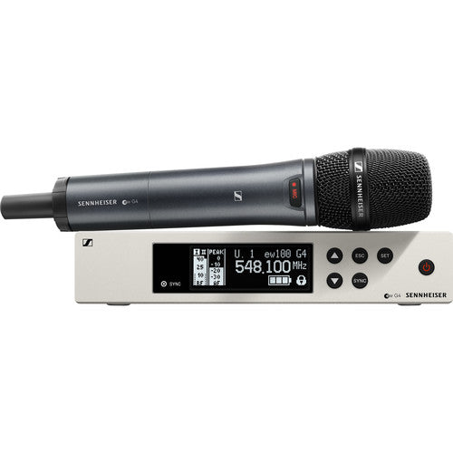 Sennheiser ew 100-845 G4-S Wireless Handheld Microphone System A: (516 to 558 MHz)