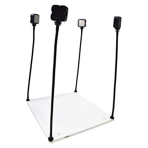 Savage Product Pro LED Light Table (15 x 15 In.)