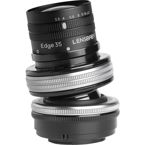 Lensbaby Composer Pro II with Edge 35 Optic for Micro Four Thirds