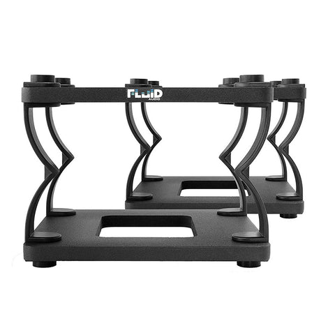 Fluid Audio DS8 Desktop Stand (Pair)