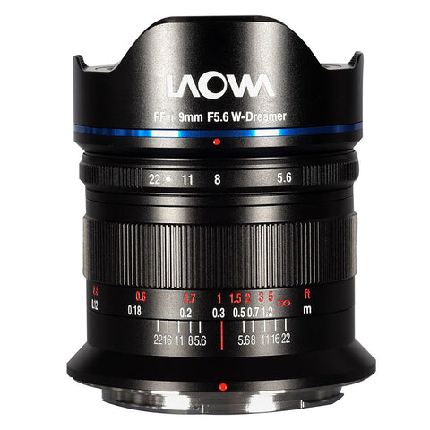 Venus Optics Laowa 9mm f/5.6 FF RL Lens for Nikon Z