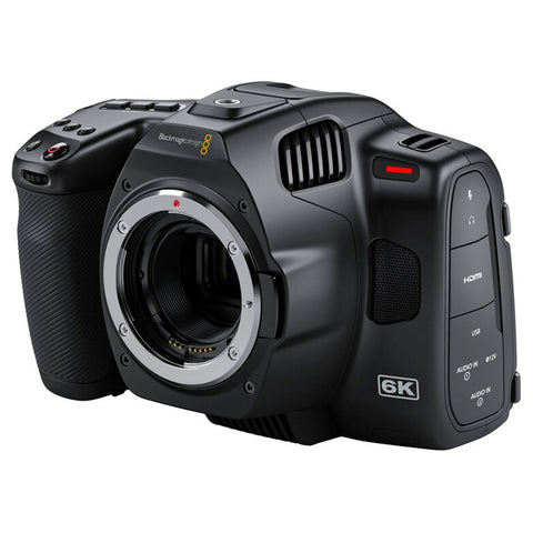 Blackmagic PRO Design Pocket Cinema Camera 6K Pro (Canon EF)