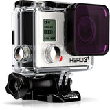 GoPro HERO3+ Dive Filter for Standard Housing (Magenta) (GoPro Official Accessory)