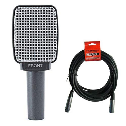 Sennheiser e609 Silver Drum Mic with Free XLR Cable