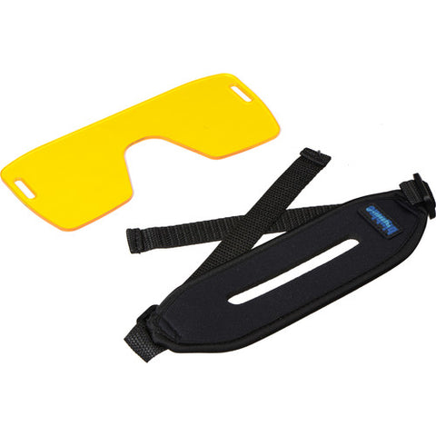 Bigblue Fluorodiving Yellow Barrier Filter for Mask