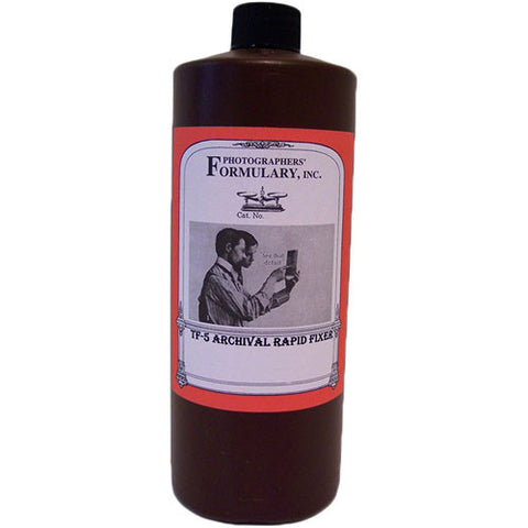 Photographers' Formulary TF-5 Archival Rapid Fixer (Makes 4 Gallons)