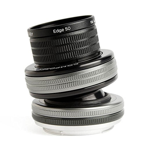 Lensbaby Composer Pro II with Edge 50 Optic for Pentax …