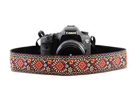 "Capturing Couture Boho Collection 2.0"" Camera Strap (Harmony)"
