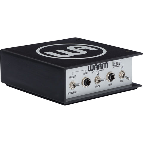 Warm Audio Direct Box Passive DI Box for Electric Instruments