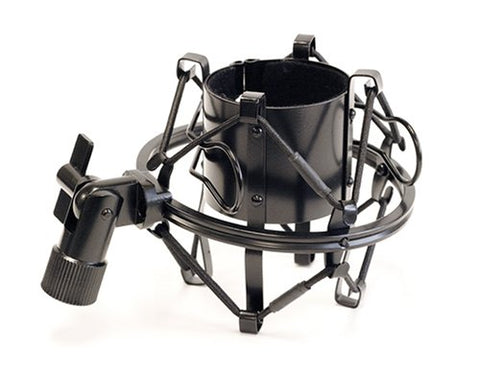 MXL-57 High-Isolation Microphone Shock Mount (Black)