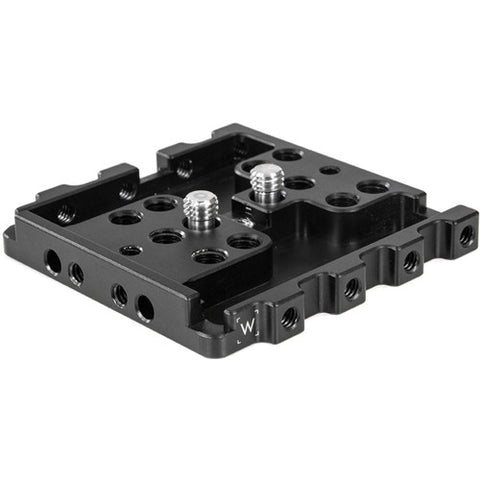 Easy Riser Baseplate for Epic and Scarlet Cameras