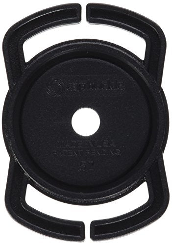 CapBuckle Lens Cap Holder (Holds 55mm, 52mm, 43mm Lens Caps)