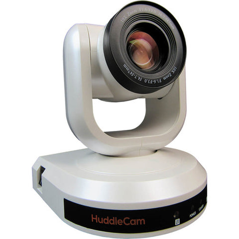 HuddleCamHD 10X-WH-G3 PTZ Camera (White)