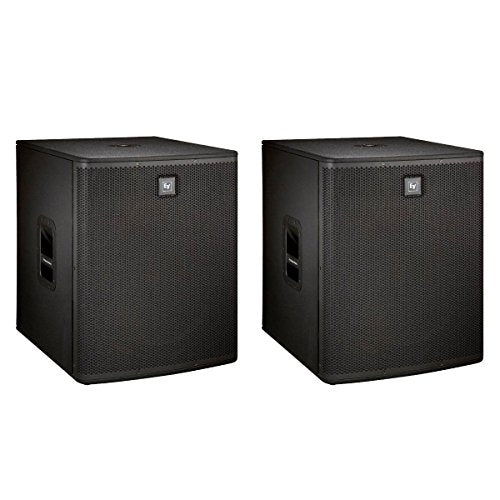 Electro-Voice ELX118P Live X 18-Inch Powered Subwoofer Pair