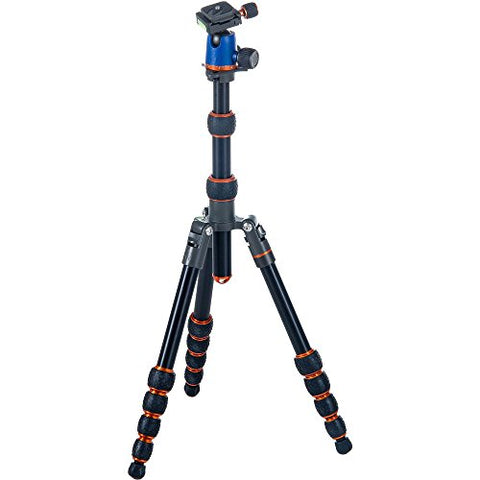 3 Legged Thing Punks Corey Aluminum Tripod Kit w/ AirHed Neo