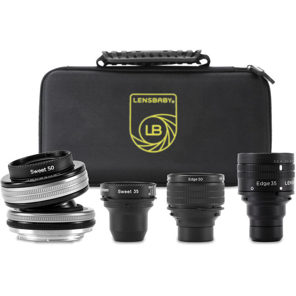 Lensbaby Optic Swap Founder's Collection for Pentax K