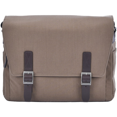 Sirui MyStory 13 Photo Shoulder Bag, Dark Tan