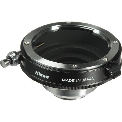 Nikon F-C mount lens adapter