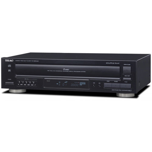 TEAC PD-D2610MK2 5-Disc CD Player with Remote