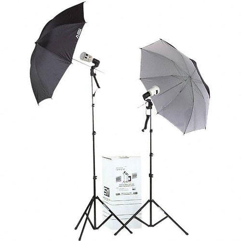 2-Light 90 watt second Thrifty location kit (2 - 45i)