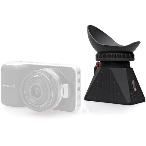 Zacuto Blackmagic Pocket Camera Z-Finder 2x