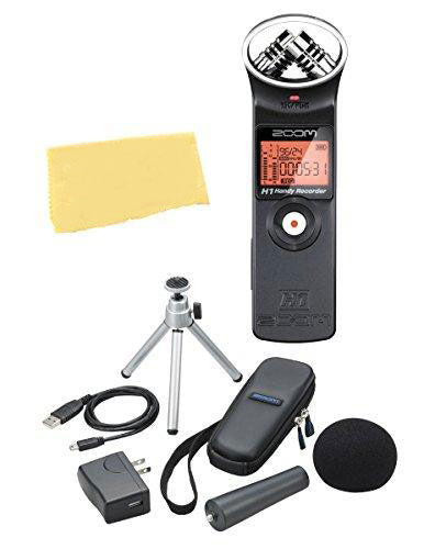 Zoom H1 Handy Recorder Bundle ZOH1KIT3-1