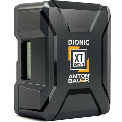 Anton Bauer Dionic XT 150Wh V-Mount Lithium-Ion Battery