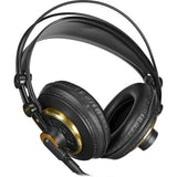 AKG K 240 Studio Professional Semi-Open Stereo Headphones with FiiO A3 Portable Headphone Amplifier (Black)