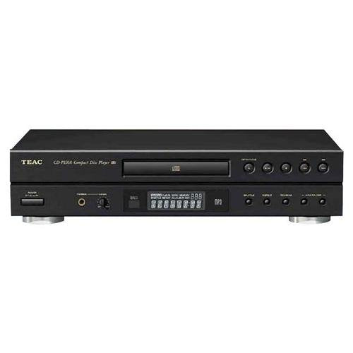 Teac CD-P1260 - Single-Disc CD Player with MP3 Playback and Remote