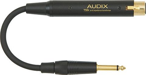 Audix T50K - Impedance Matching Transformer