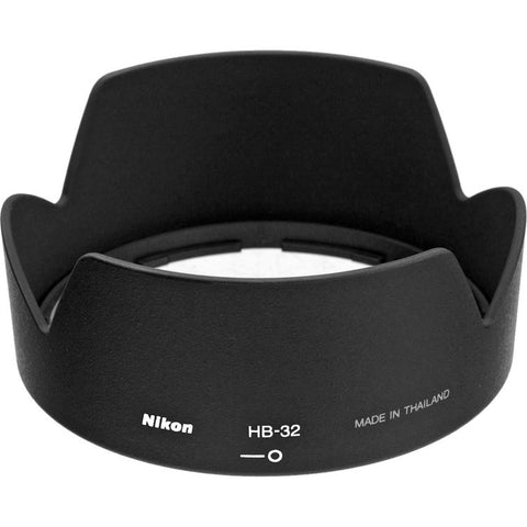 Nikon HB-32 Lens Hood for Select Nikon Lenses