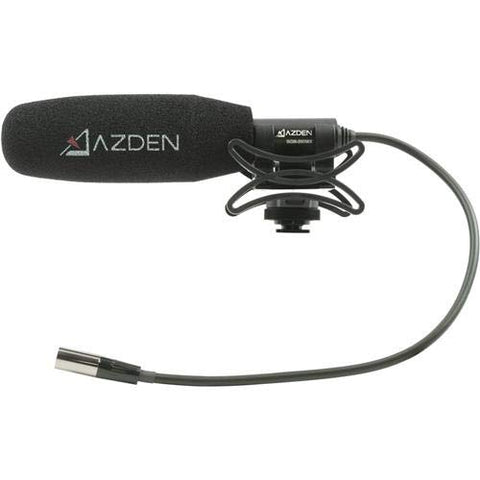 Azden SGM-250MX Professional Compact Cine Mic with Mini XLR