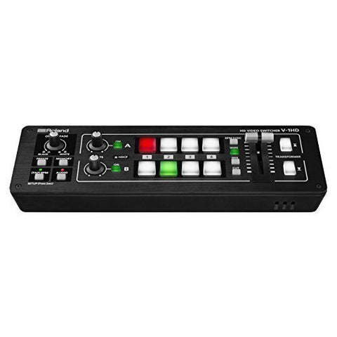 Roland V - 1HD Portable 4 x HDMI Input Switcher