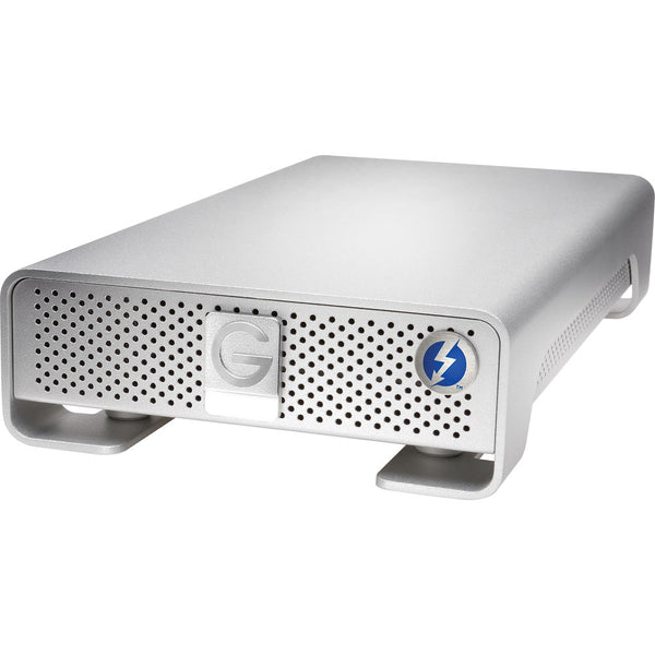 G-Technology 4TB G-DRIVE with Thunderbolt with Gobbler Software